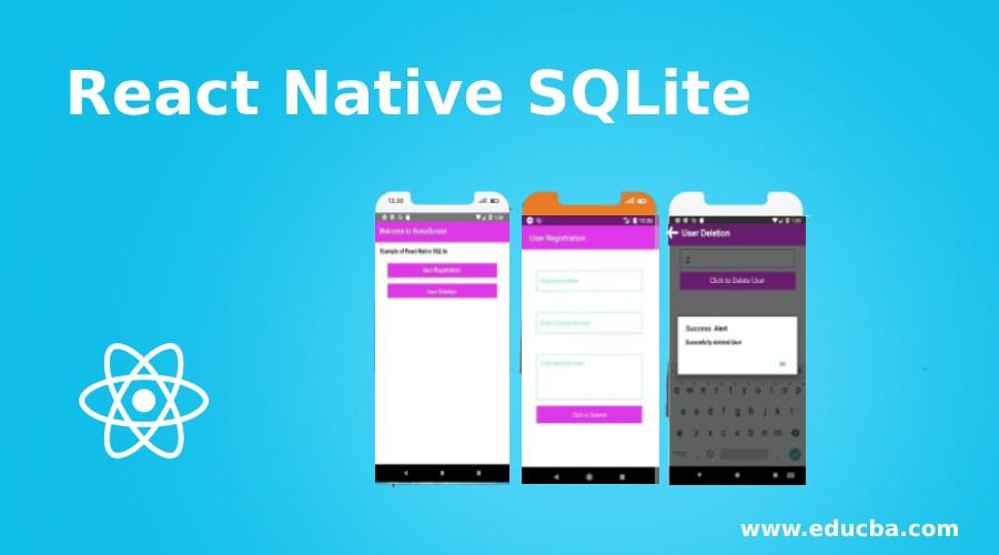 React Native SQLite