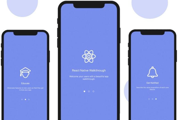 React Native Template - 3