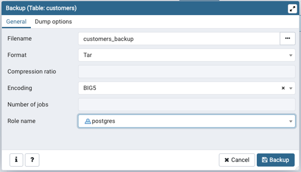 SQL Administration - 9