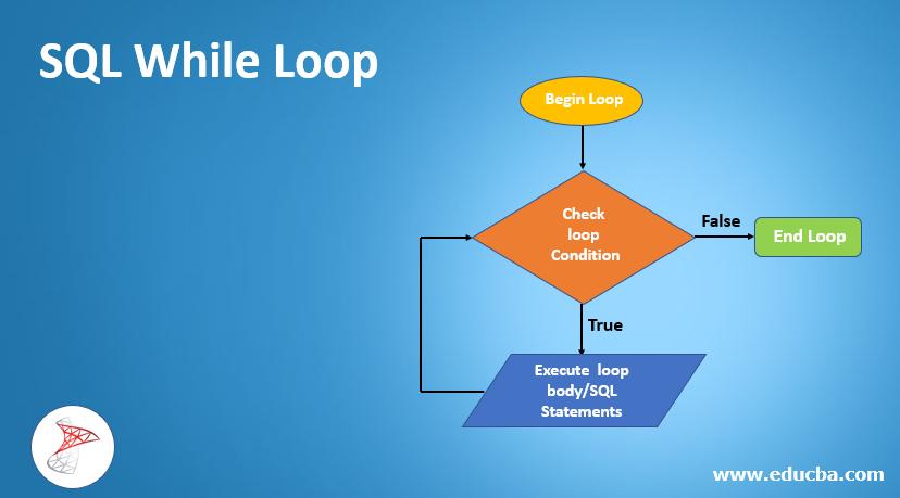 SQL While Loop