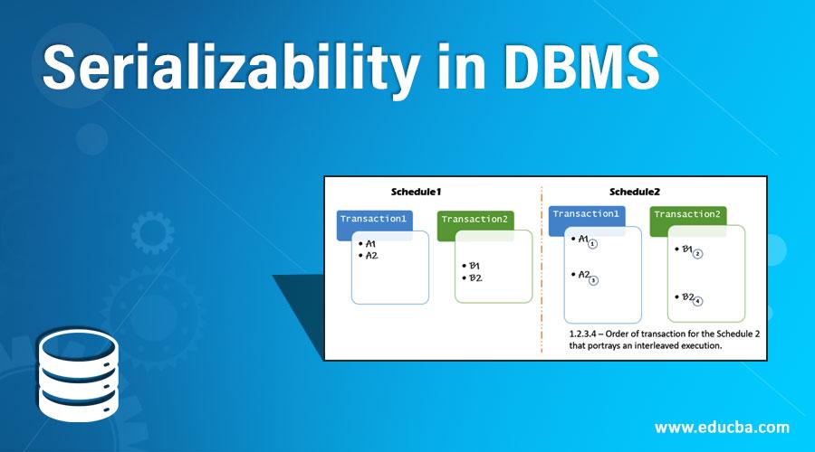 Serializability in DBMS