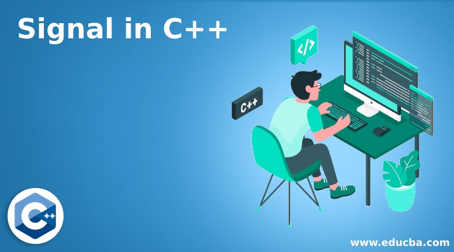 Signal in C++