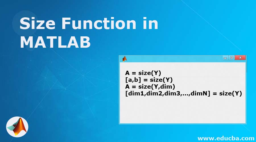 Size Function in MATLAB