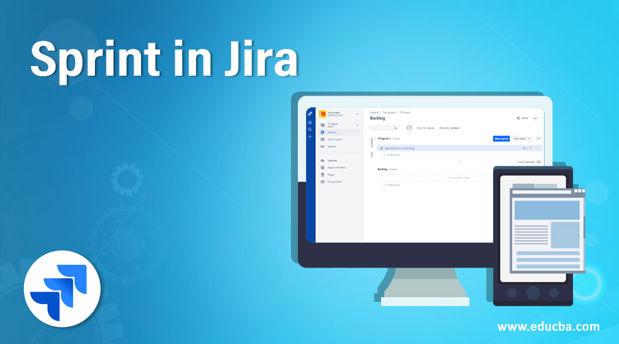 Sprint in Jira