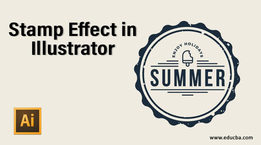 Stamp Effect in Illustrator