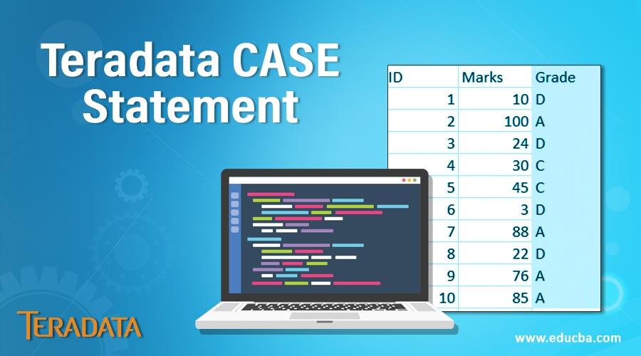 Teradata CASE Statement