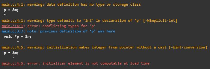 Void Pointer in C-1.1