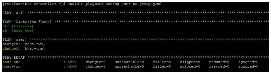 ansible add user to group 10JPG