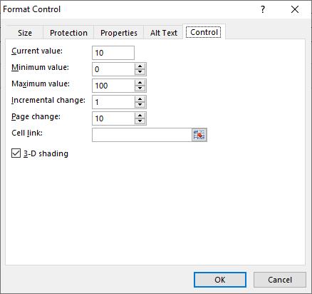 format control 1