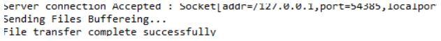 java ServerSocket 4