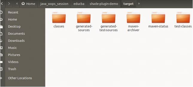 Target Folder