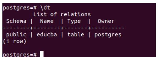 postgreSQL Auto Increment 2