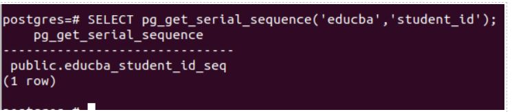 postgreSQL Auto Increment 6JPG