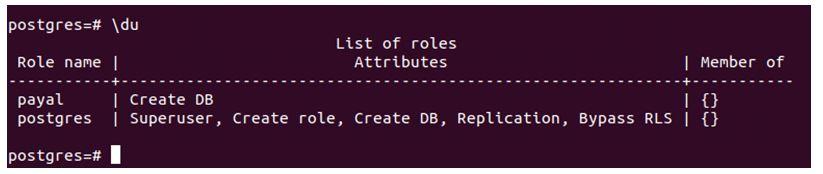 postgreSQL GRANT 1