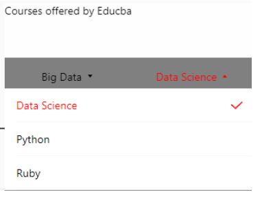 courses offered by educba