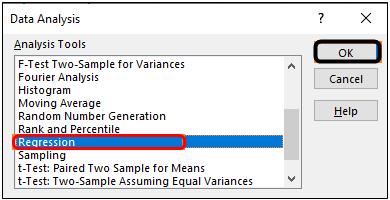 regression analysis 4-2