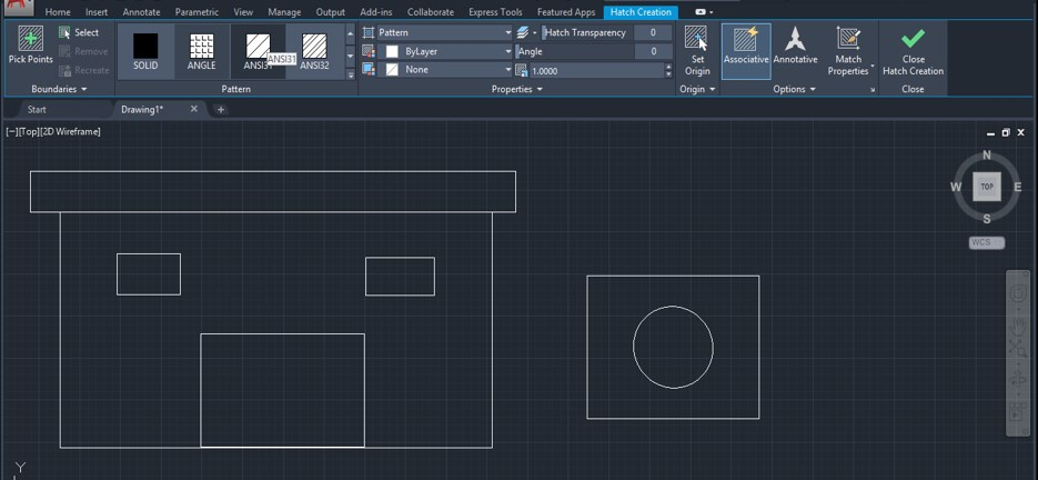 2D Command in AutoCAD - 12