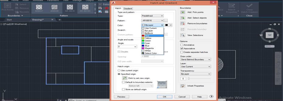 2D Command in AutoCAD - 16