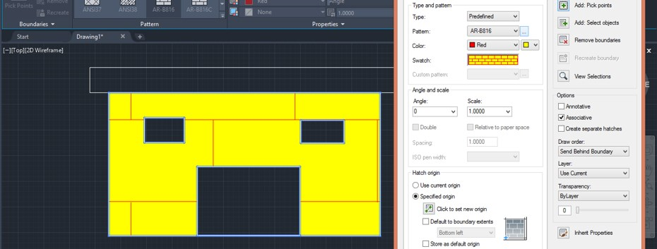 2D Command in AutoCAD - 19