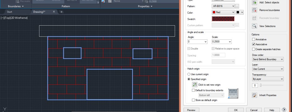 2D Command in AutoCAD - 21
