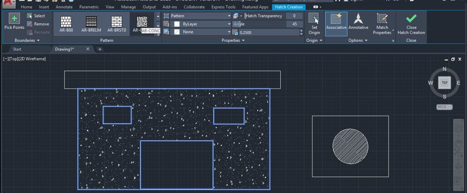 2D Command in AutoCAD - 23