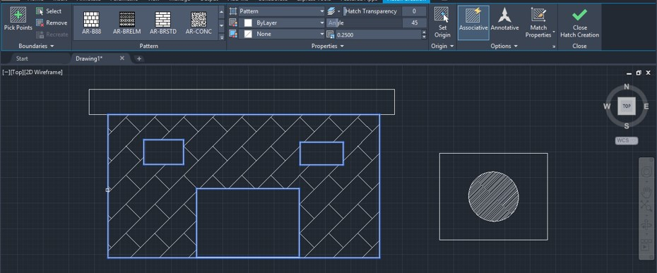 2D Command in AutoCAD - 25