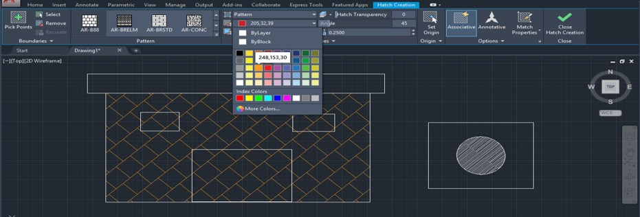 2D Command in AutoCAD - 26