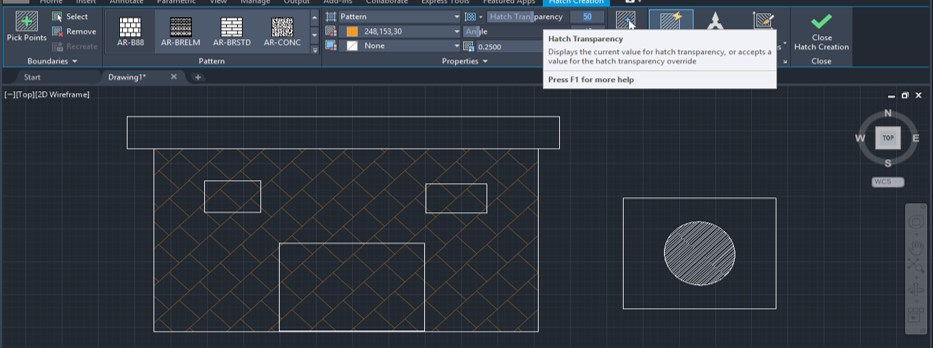 2D Command in AutoCAD - 27
