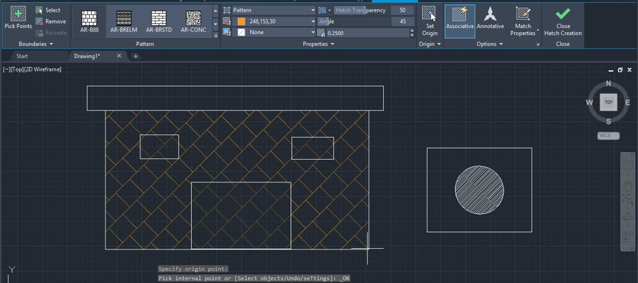 2D Command in AutoCAD - 30
