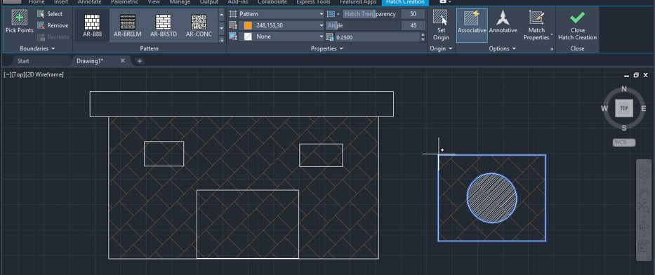 2D Command in AutoCAD - 32