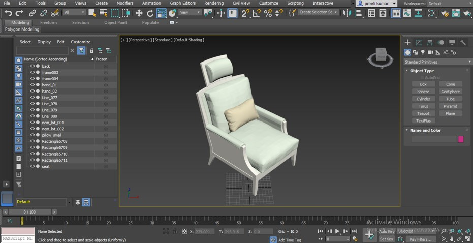 3ds Max Blocks - 11