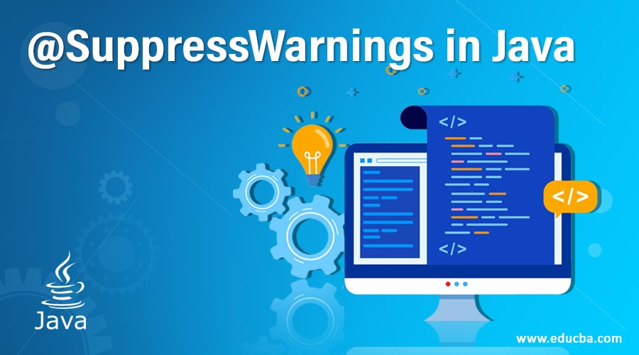 @SuppressWarnings in Java