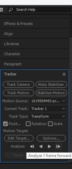After Effects Tracking - 16