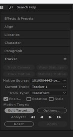 After Effects Tracking - 24