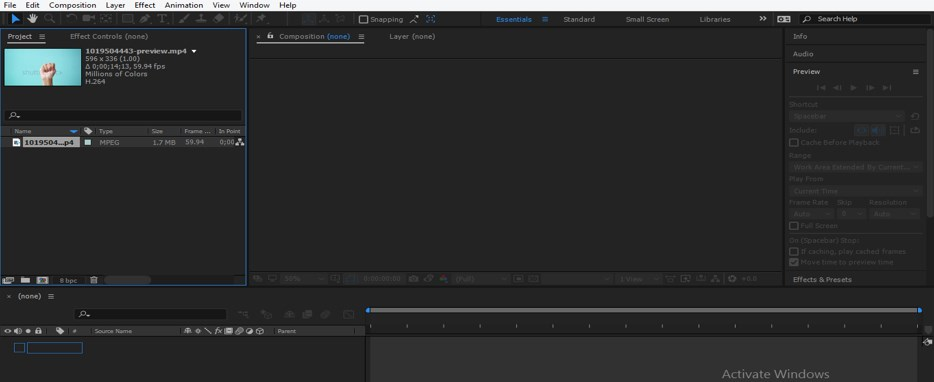 After Effects Tracking - 3