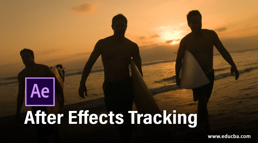 After Effects Tracking