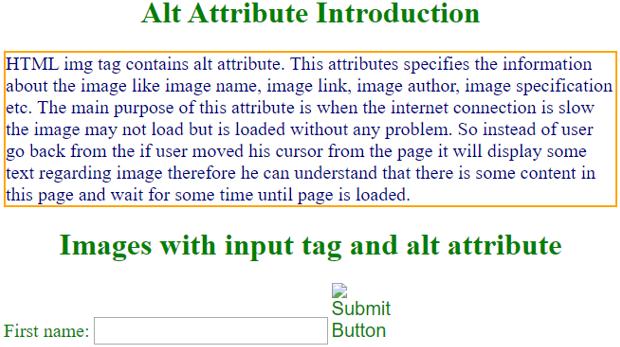input tag