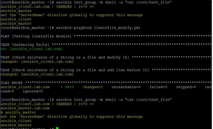 Modify Example 7