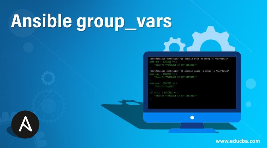 Ansible group_vars