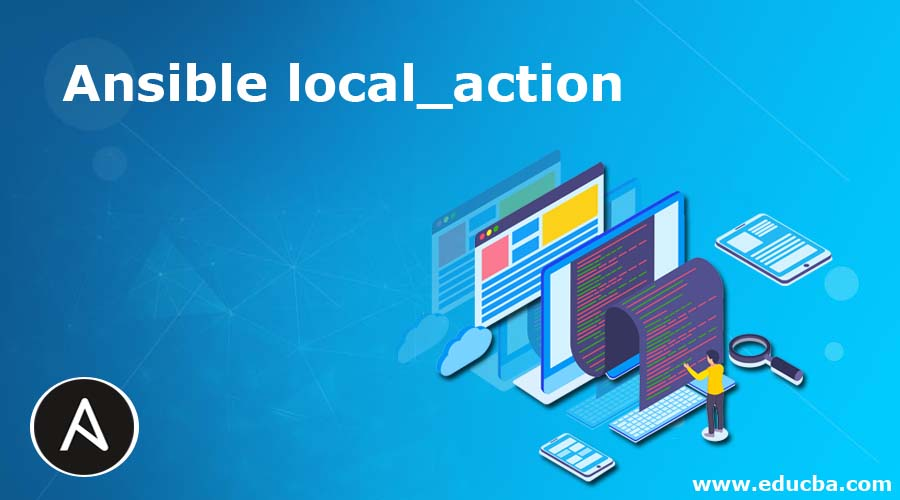 Ansible local_action