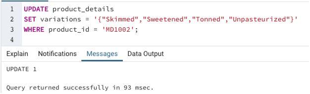 Array in SQL11