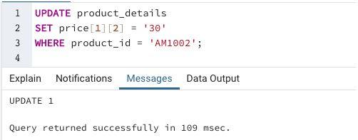 Array in SQL13