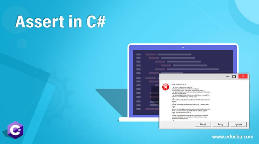 Assert in C#