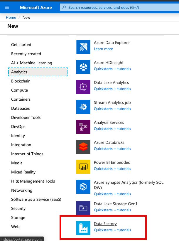 Azure Data Factory Example 4