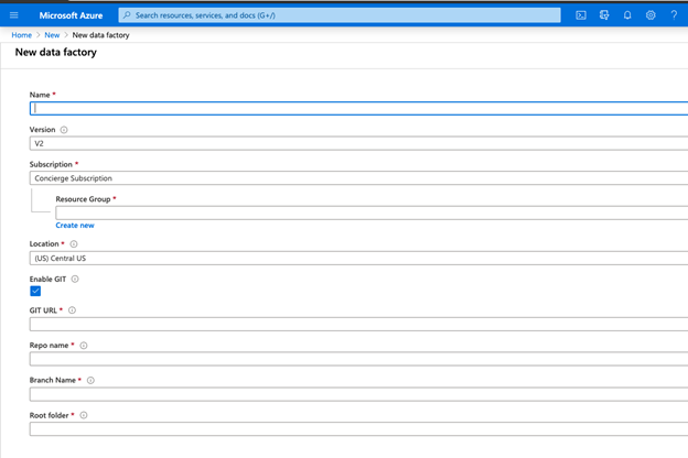 DataFactory page Example 5