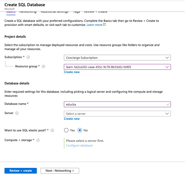 Azure SQL Database-1.5