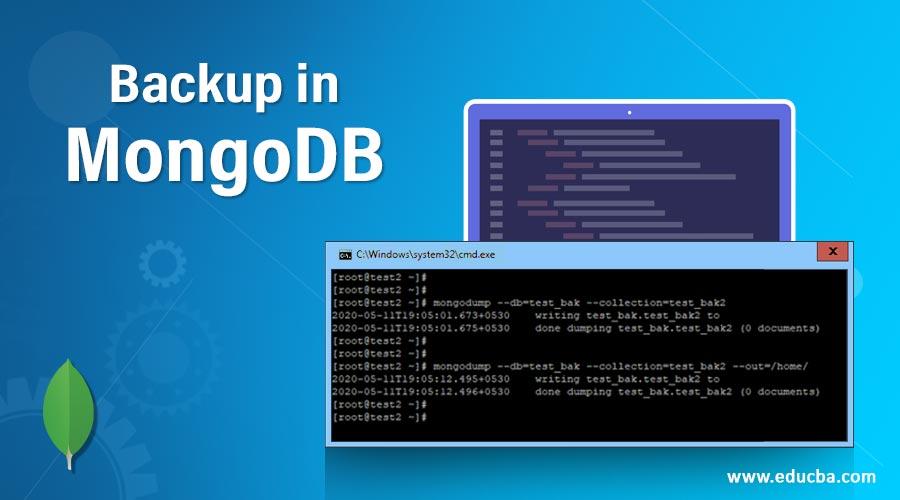 Backup in MongoDB