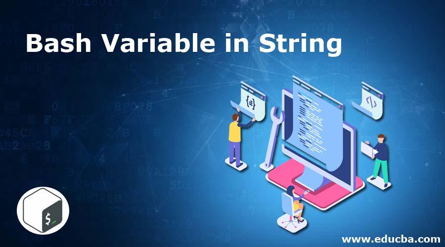 Bash Variable in String
