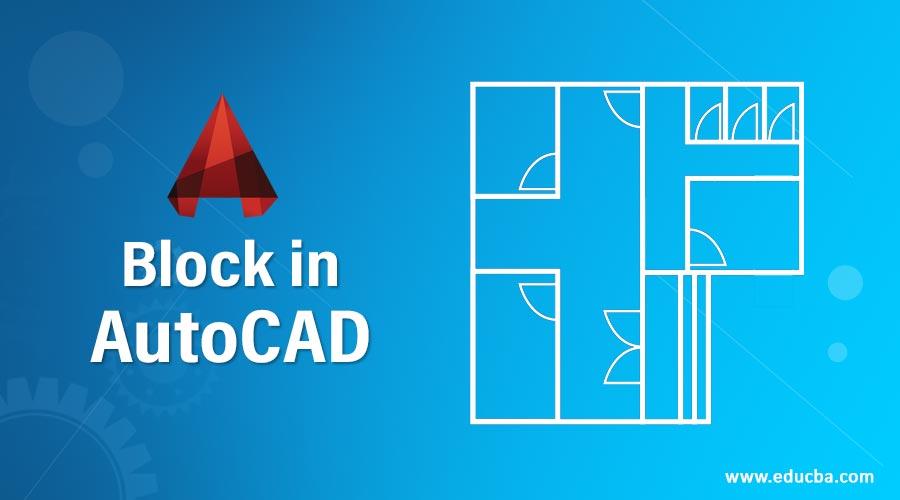 Block in AutoCAD