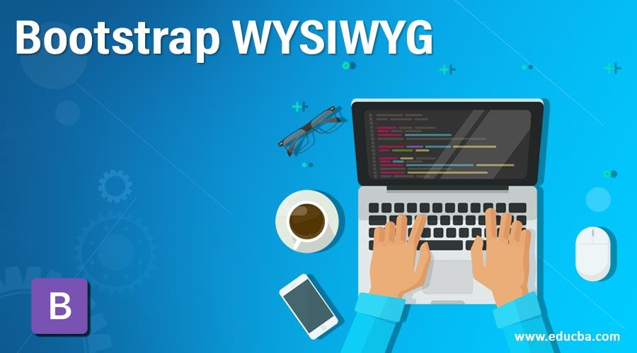 Bootstrap WYSIWYG